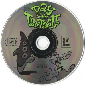 Day of the Tentacle - CD-ROM Version