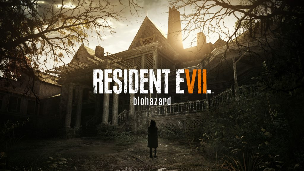 Resident Evil 7 - HD Wallpaper