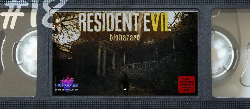 DADDY IST WIEDER DA | Let's Play Resident Evil 7 #18