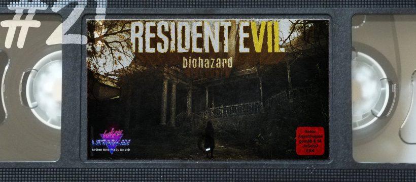 Erinnerungen an lebendige Kotze | Let's Play Resident Evil 7 #21
