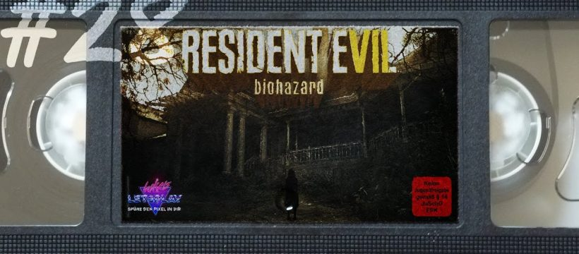 Das andere Ende | Let's Play Resident Evil 7 #28